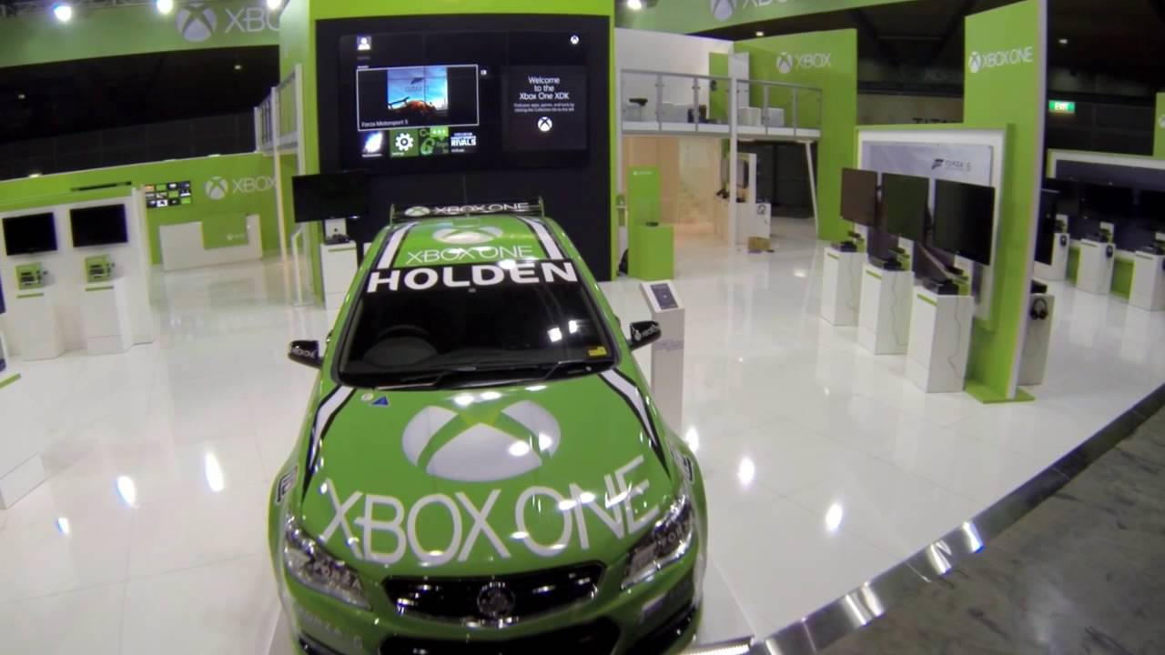 Corner Exhibition Stands Xbox : Custom exhibition stands trade show displays shop fitting