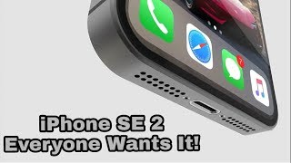 iPhone SE 2 - New Official Concept Video!✓