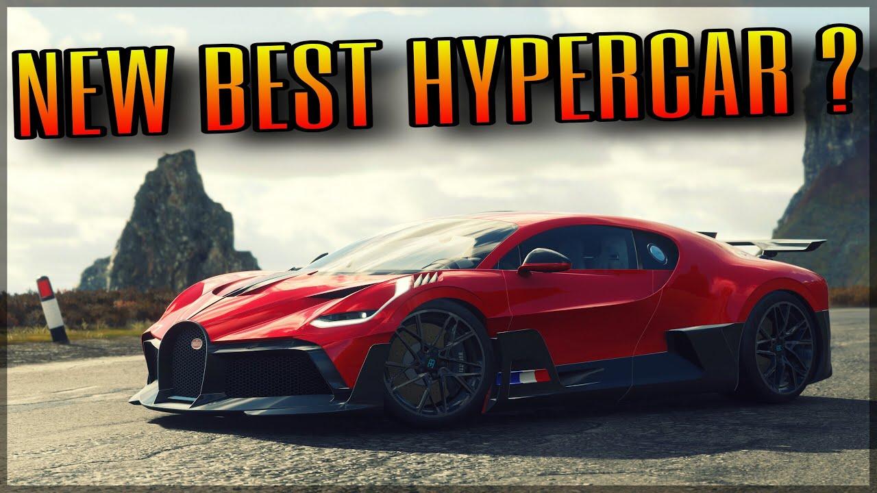 Bugatti Divo Performance Tests & Customization | Forza Horizon 4 | Hypercar Comparison