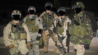 Delta Force Raid ISIS