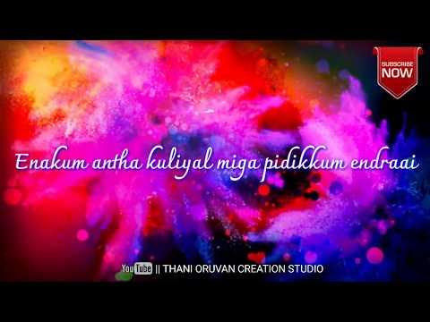 tholaidhoora nilave song lyrics