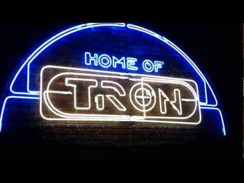 ElecTRONica at Disney California Adventure Disneyland Resort Tron Legacy