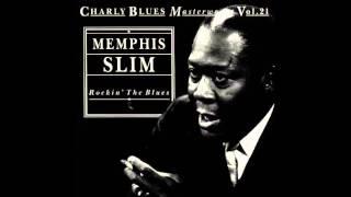 Memphis Slim - Wish Me Well