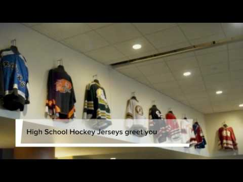 Behind the Scenes Tour of Xcel Energy Center  - St Paul, MN