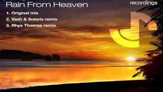 Steve Morley - Rain From Heaven (Original Mix) [DEF107] OUT NOW!!