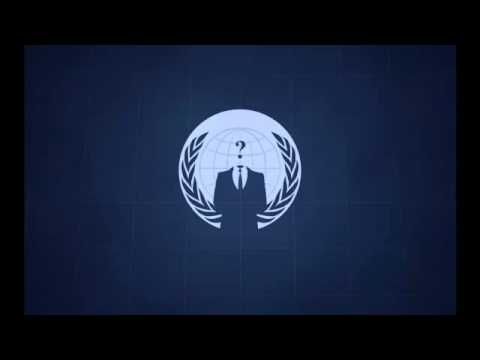 We are Anonymous - Officiel Song  -