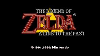 The Legend of Zelda: A Link to the Past - Full Playthrough No Commentary