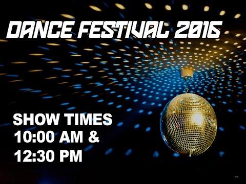 TVDSB Dance Festival - Tuesday, April 19, 2016