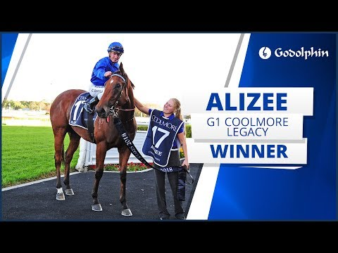 Alizee - G1 Coolmore Legacy win review