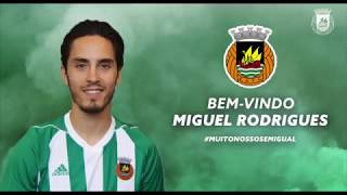 apresentação Miguel Rodrigues