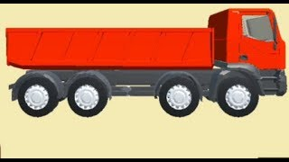 Real Cargo Truck Driving simulator 2018 FHD-Android Gameplay-Standard Games-New Games 2018