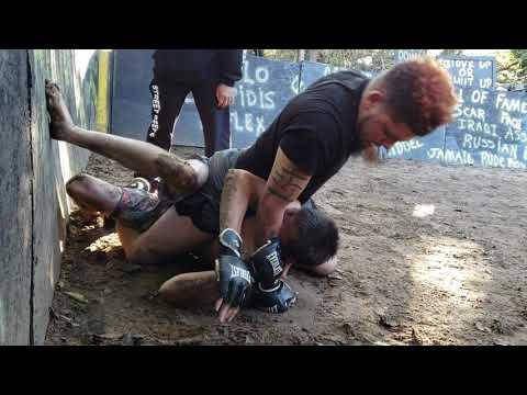 STREETBEEFS MMA FARMBOY VS B ROSE