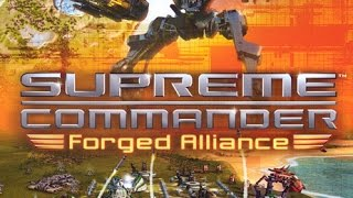 "SUPREME COMMANDER FORCED ALLIANCE: ""OJO POR OJO..."""