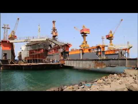 Review of Zamil Jeddah & Dammam Shipyards facilities & Equipment