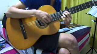 From The Beginning Until Now - Winter Sonata (Guitar)