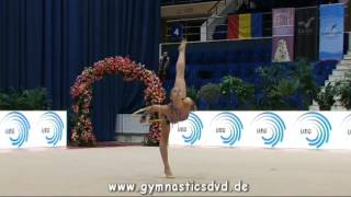 Klementina Adamosi (ROU) - Senior 06 - Irina Deleanu Cup Bucharest 2016 Video