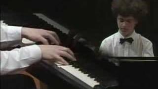 Evgeny Kissin plays Liszt-Concert Etude no.1-Waldesrauchen