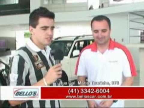 Gravação Loja Bello's Car 2