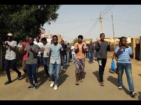 السودان يشهد اليوم وقفة احتجاجية صامتة  - 09:55-2019 / 2 / 5