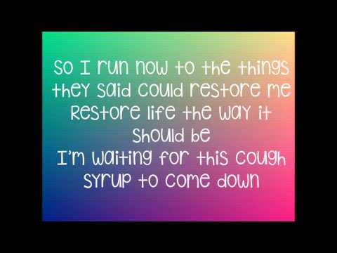 Cough Syrup - Young The Giant Lyrics