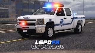 LSPDFR - Day 297 - Los Santos Port Authority (Live Stream)