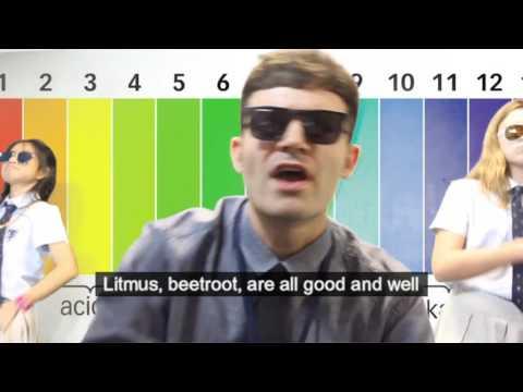 Acids and alkalis rap