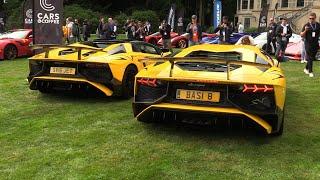 Lamborghini Aventador SV - BRUTAL Revs, Accelerations & REV Battles!