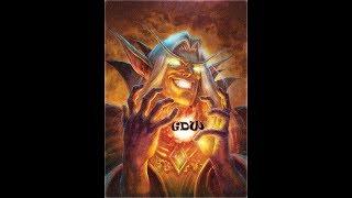 Hearthstone Showcase C'thun Spiteful Druid (KaC)