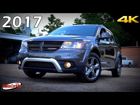2017 Dodge Journey Crossroad - Ultimate In-Depth Look in 4K