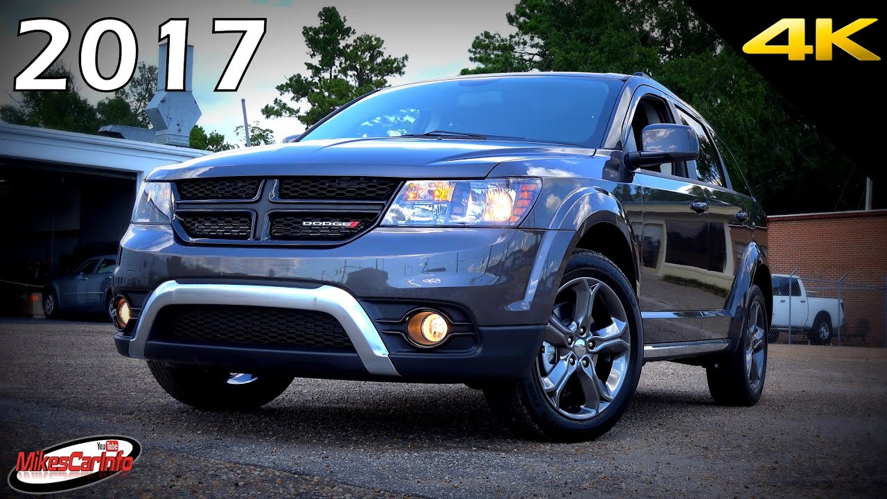 2017 Dodge Journey Crossroad Ultimate In Depth Look In 4k Youtube