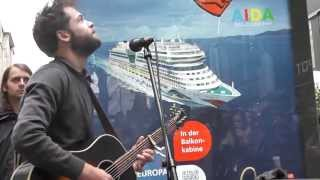 02&03 Passenger - Feather On The Clyde & Golden Thread (Live at Spitalerstraße, Hamburg, 13.05.2013)