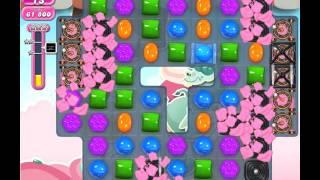 Candy Crush Saga Level 1617 (No booster)