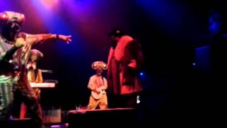 Big Nazo and George Clinton