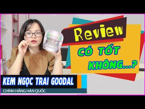 Kem dưỡng trắng da Ngọc Trai Goodal Premium Pearl Hàn Quốc có tốt không ? [ Review + Cách Dùng ]