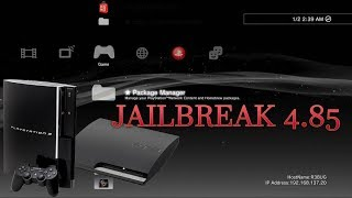 TUTO FR JAILBREAKER SA PS3 FAT & SLIM en 4.85