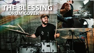 The Blessing with Kari Jobe & Cody Carnes | Elevation Worship | Drum Cover