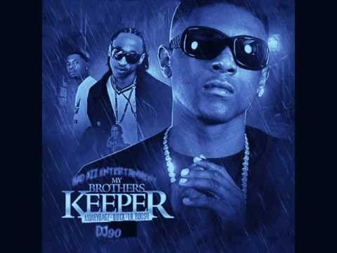 Lil BoosieMy BrothersChopped & Screwed By TheRealDJ90