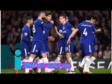 Chelsea Win Over The Eagles Excites Nigeria Star Victor Moses :: All Nigeria Soccer - The Complete