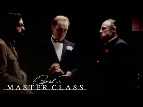 Robert Duvall's Behindthes Stories from The Godfather Set  Oprah's Master Class  OWN