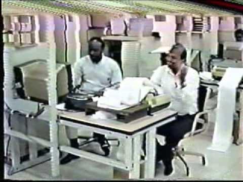 Northern Telecom Test Engineering Video  1990