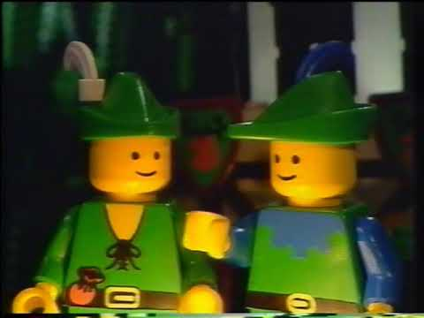 LEGO® Shopvideo from 1989