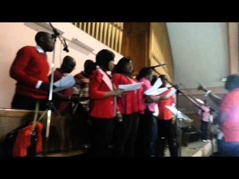 Chorale Coeur Sacre de Jesus 13 Avril 2014