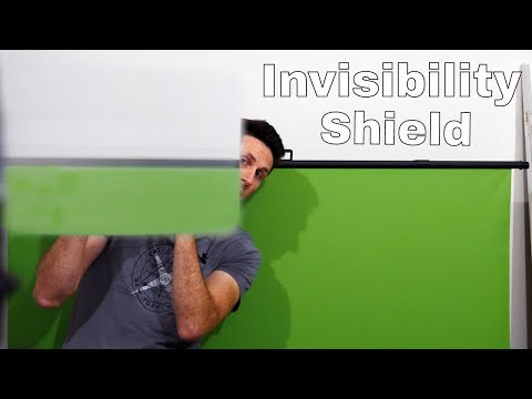 AM Tampa Bay - Real-Life Invisibility Cloak Can Hide Anything!