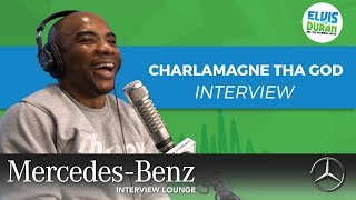 Charlamagne Tha God on 'Shook One: Anxiety Playing Tricks on Me' | Elvis Duran Show