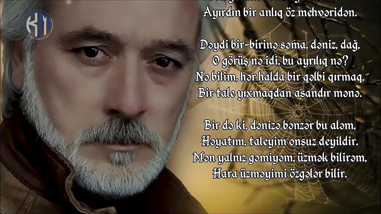 Məmməd Araz - Sən getdin - Kamran M. Yunis