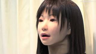 Incredible Singing Android! - HRP-4C Humanoid Robot : DigInfo