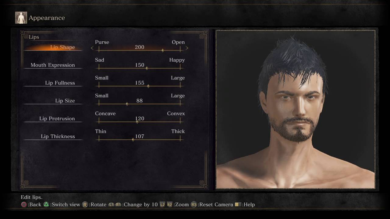 78811fc488b9 Dark souls 3 Sliders - Attractive male - YouTube