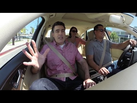 Adam Carolla Test Drive Surprise | Edmunds.com
