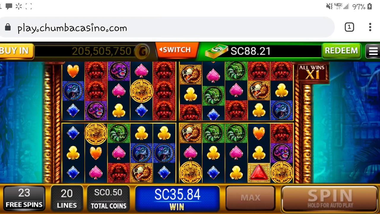 Chumba Casino Play
