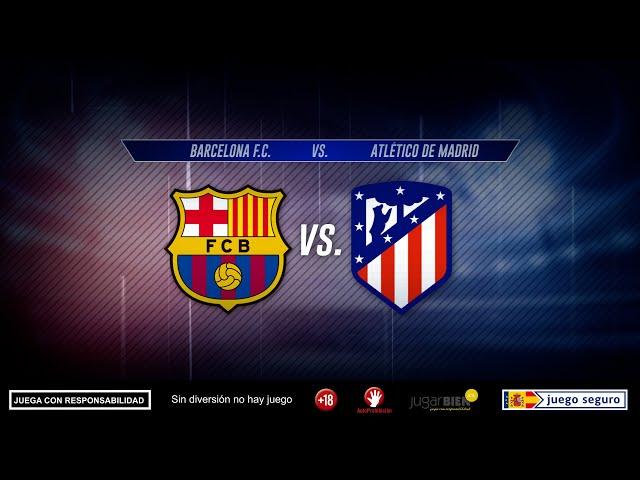 Pronostico: Barcelona - Atlético Madrid / Real Madrid - Sevilla Profebet en Curubito  6/5/2021